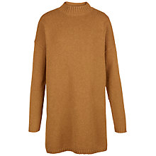 Buy Fat Face Sennan Longline Jumper Online at johnlewis.com