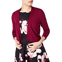 Buy Precis Petite Paula Cardigan, Pink Online at johnlewis.com