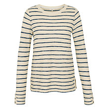 Buy Fat Face Bella Stripe Jumper Online at johnlewis.com