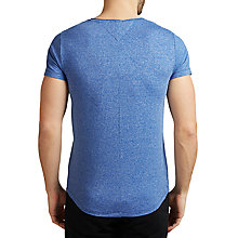 Buy Hilfiger Denim Basic Jaspe Cotton T-Shirt Online at johnlewis.com