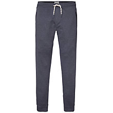 Buy Hilfiger Denim Jersey Jogging Bottoms, Black Iris Heather Online at johnlewis.com