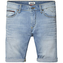 Buy Tommy Hilfiger Slim Scanton Denim Shorts Online at johnlewis.com