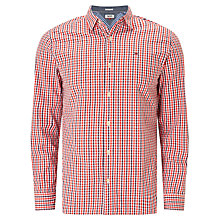 Buy Hilfiger Denim Multi Gingham Shirt Online at johnlewis.com