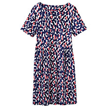 Buy Joules Beth Dress, Navy/Coral Online at johnlewis.com
