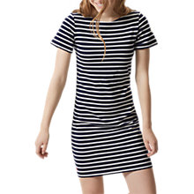 Buy Joules Riviera Stripe Jersey Dress Online at johnlewis.com
