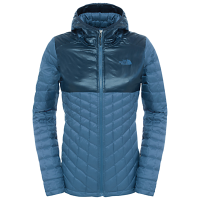 The North Face Thermoball Plus Insulated Women's Hoodie, Urban Navy