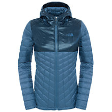Buy The North Face Thermoball Plus Insulated Women's Hoodie, Urban Navy Online at johnlewis.com