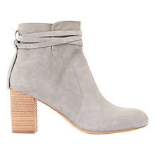 Buy Mint Velvet Isla Block Heeled Ankle Boots Online at johnlewis.com