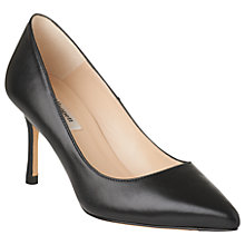Buy L.K. Bennett Bianca Pointed Toe Court Shoes Online at johnlewis.com