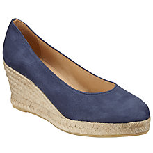 Buy John Lewis Kate Wedge Heeled Court Shoes Online at johnlewis.com