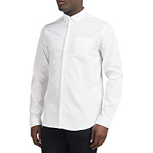 Buy Libertine-Libertine Hunter Long Sleeve Oxford Shirt Online at johnlewis.com