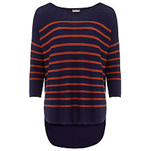 Buy Phase Eight Breton Stripe Megg Jumper Online at johnlewis.com