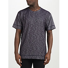 Buy Libertine-Libertine Acton Sweat T-Shirt, Dark Navy Melange Online at johnlewis.com