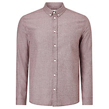 Buy Samsoe & Samsoe Liam BX Long Sleeve Shirt Online at johnlewis.com