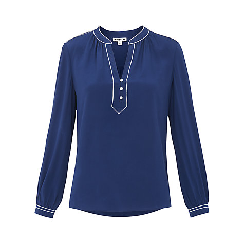 Whistles Pure Silk Blouse 64