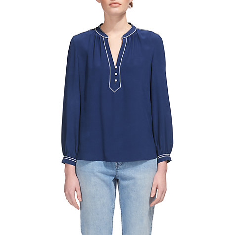 Whistles Pure Silk Blouse 120