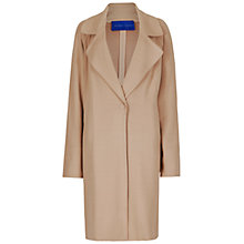 Buy Winser London Crepe Jersey A-Line Coat Online at johnlewis.com