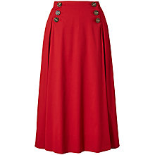 Buy Winser London Poplin Circular Skirt Online at johnlewis.com
