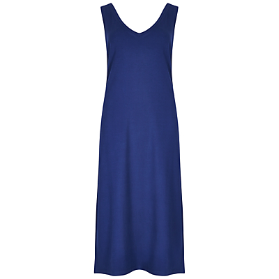 Winser London Brigitte Jersey Dress, Moonlight