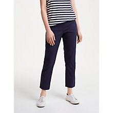 Buy Winser London Cotton Twill Capri Trousers Online at johnlewis.com