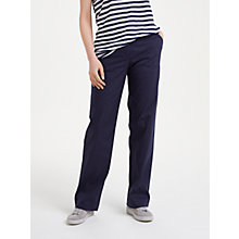 Buy Winser London Cotton Twill Boyfriend Trousers Online at johnlewis.com