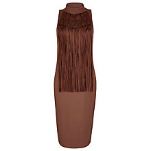 Buy Winser London Macrame Dress Online at johnlewis.com
