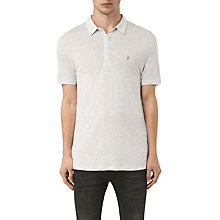 Buy AllSaints Meter Tonic Slim-Fit Polo Shirt Online at johnlewis.com