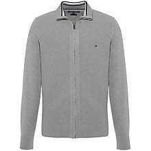 Buy Tommy Hilfiger Adrien Full Zip Cardigan Online at johnlewis.com