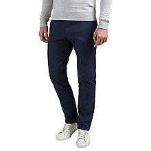 Buy Gant Rugger Rugger Stretch Cotton Chinos, Marine Online at johnlewis.com