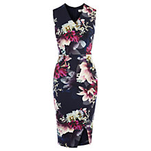 Buy Coast Penelope Floral Shift Dress, Multi Online at johnlewis.com