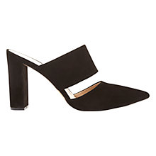 Buy Mint Velvet Lianna Mule Court Shoes Online at johnlewis.com