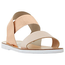 Buy Dune Lacer Slip On Sandals Online at johnlewis.com