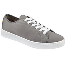 Buy John Lewis Sela Lace Up Trainers, Grey Online at johnlewis.com