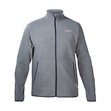 Buy Berghaus Stainton Full Zip Men's Fleece, Grey Online at johnlewis.com