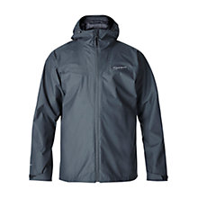Buy Berghaus Stronsay Waterproof Hooded Men's Jacket, Grey Online at johnlewis.com