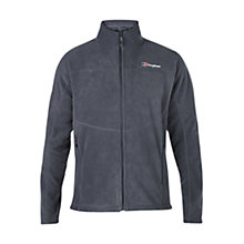 Buy Berghaus Prism 2.0 Full Zip Men's Fleece, Grey Online at johnlewis.com