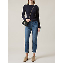 Buy Hobbs Belle Jeans, Indigo Wash Online at johnlewis.com