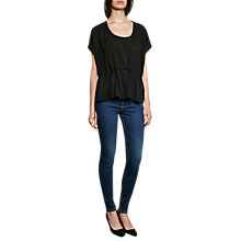Buy French Connection Skinny Rebound Jeans, Summer Blue Online at johnlewis.com