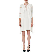Buy French Connection Hennessy Drape Dress Online at johnlewis.com