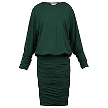 Buy Jolie Moi Batwing Ruched Tunic Dress Online at johnlewis.com