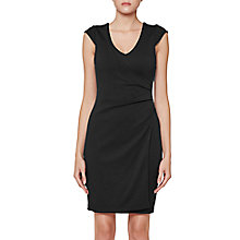 Buy French Connection Lula Cap Sleeve Dress Online at johnlewis.com