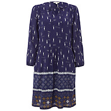 Buy White Stuff Tilly Dress, Ink Pot Blue Online at johnlewis.com