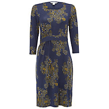 Buy White Stuff Alice Dress, Wallpaper Blue Online at johnlewis.com