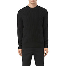 Buy AllSaints Hiren Crew Jumper Online at johnlewis.com