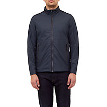 Buy Ted Baker Laverne Windcheater Jacket, Navy Online at johnlewis.com