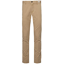 Buy Tommy Hilfiger Bleecker Organic Stretch Twill Slim Fit Chinos, Kelp Online at johnlewis.com