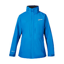 Buy Berghaus Hillwalker Waterproof Women's Jacket, Blue Online at johnlewis.com