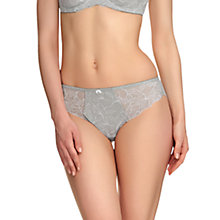 Buy Fantasie Estelle Bikini Briefs, Silver Online at johnlewis.com