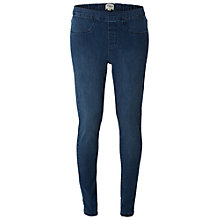 Buy White Stuff Jegging Jeans, Dark Denim Online at johnlewis.com