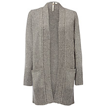 Buy White Stuff Pear Grove Cardigan, Grey Online at johnlewis.com